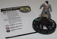 TONY STARK, INVENTOR 020 Secret Wars Battleworld Marvel HeroClix