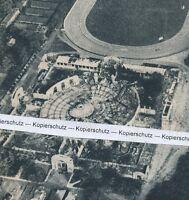 Wien - Rotunde Großbrand - Luftbild -  selten - um 1937              I 22-6
