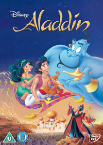 Aladdin DVD (2008) Ron Clements cert U Highly Rated eBay Seller Great Prices