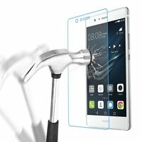 Shattered proof Tempered Glass Screen protector For Huawei P8 LITE 2017  UK