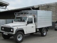 Arb Tipper Body Manufactured to your specifcation, or your body converted
