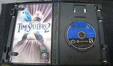 Time Splitters 2 - Nintendo Gamecube - Complete in Box - WORKS TESTED