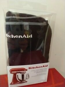 KITCHENAID FITTED MIXER STAND COVER KSMCT10B BLACK