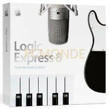 Apple Logic Express 8 Musik Bearbeiten/erstellen für Intel-basierten Mac (ma806ll/a)