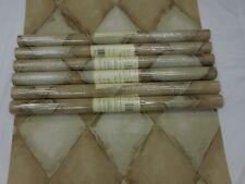 Contemporary Diamond Taupe Antonina Vella Wallpaper #Ve8740 (Lot of 6 Dbl Rolls)