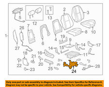 GM OEM Front Seat-Seat Track 22804424