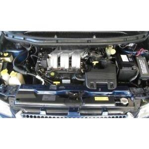 2002 Chrysler Voyager IV Dodge Caravan III 3,3 Motor EGA 174 PS