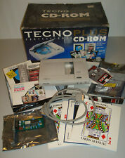 TECNOPLUS professional CD-ROM Player Philips CM50 Series + Special Pack