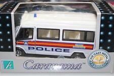 Cararama 1:43 Scale MERCEDES-BENZ T1 POLICE VAN