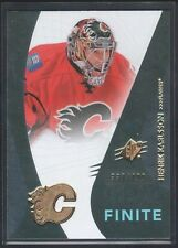 HENRIK KARLSSON 2010/11 SPX FINITE ROOKIES RC ROOKIE SP #337/499 $12