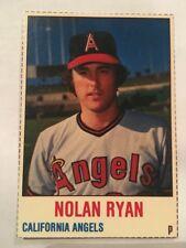 1978 HOSTESS NOLAN RYAN CALIFORNIA ANGELS  - Super High Grade and RARE!!