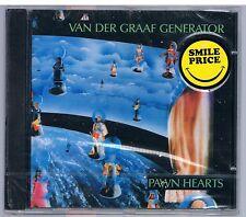VAN DER GRAAF GENERATOR PAWN HEARTS CD F.C. SIGILLATO!!!