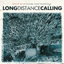 Long Distance Calling - Satellite Bay + DMNSTRTN EP - New CD - Pre Order - 10/2
