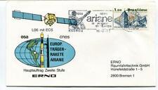1982 L06 ECS ESA CNES ERNO Hauptauftrag Zweite Stufe Europe Brantome Kourou SAT