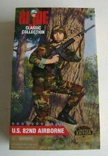 1998 Limited Edition GI Joe Black Woman US 82nd Airborne Action Figure MIB #G204
