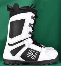 DC - Phase | 2012 - Mens Snowboard Boots | White / Black 303147 Size 7
