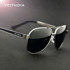 Cool HD Polarized Sunglasses Mens Driving Aviator Glasses Riding Sports Eyewear