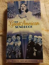The Great American Songbook (VHS, 2003, Tape , Sealed)