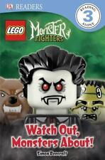 Lego Monster Fighters : Watch Out, Monsters About! by Beecroft, Simon-ExLibrary