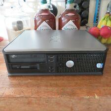 Dell OptiPlex 745 Desktop Computer Windows 10 Pro PC Core 2 Duo 4GB 340GB HD DVD
