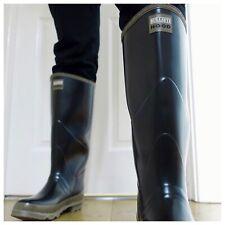 Rare Wellington Boots Wellies Bullseye Hood Hand Made Rubber Brand New All Sizes