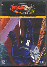 DIABOLIK - TRACK OF THE PANTHER - VOL. 4 - DVD (USATO OTTIMO)