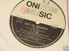 """12"""" MIX ITA T.F.M. OUT OF BOUNDS IRMA RECORDS"""