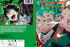 My Hero Academia Season 4 Vol.1-25 End (2 DVDS)