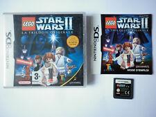 Lego Star Wars II La Trilogie Originale Jeu Vidéo Nintendo DS