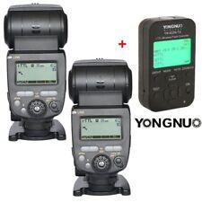 2X Yongnuo YN685 TTL Wireless Flash Speedlite + YN622N-TX Controller for Nikon
