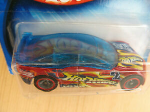 Hot Wheels 167/2004 Track Aces Pontiac Rageous in OVP