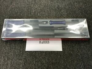 Snap-on Tools USA NEW 4 Piece DARK PURPLE Steel Striking Pry Bar Set SPBS704ADP