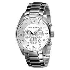 EMPORIO ARMANI AR5869 Stainless Steel Chronograph Men's Watch