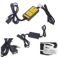 For Toyota Camry/Corolla RAV4 Car USB Aux-in Adapter MP3 Player Radio Interface