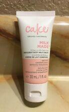 Delectable by Cake Beauty Milk Made Indulgent Milk Body Cream 1oz Travel Sz