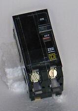 Qob230 Square D 30 amp 120/240 volt 2 pole bolt on breaker 22000 Aic