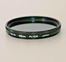 HOYA 58mm PL-CIR polarized filter MADE IN JAPAN