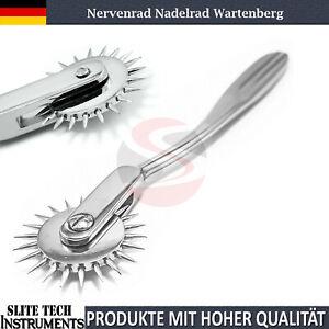 Nervenrad Nadelrad Wartenberg Pinwheel 1 Reihe Sensibilitätsrad Neuro Rad Neu