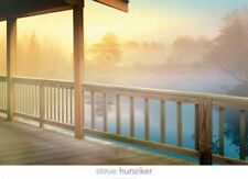 Lodge Deck Steve Hunziker Art Print 36x24