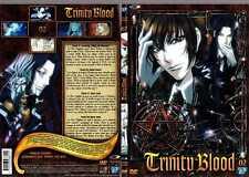 DVD Trinity Blood 2 | Anime | Lemaus