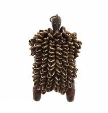 Poupee Namji de Fécondité avec Cauris Cameroun Statue Africaine  AA856