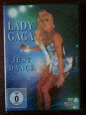 DVD Lady Gaga - Just Dance