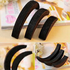 3pcs Bump it Up Volume Hair Insert Clip Back Beehive Marking style Tool Holder