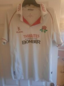 Lancashire cricket shirt