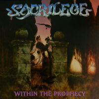 SACRILEGE - Within The Prophecy LP - NEW - Vinyl Album Reissue Thrash Metal