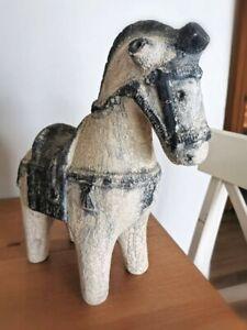 Aldo Londi Bitossi HorseMid Century Original Vintage  European Sculpture