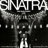 Frank Sinatra - The Main Event Live (NEW CD)