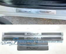 4 Heel Pad Decorative fiat 500L 351-352 Steel 4 Doors From 2014 With Date