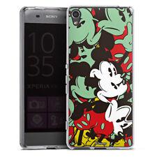 Sony Xperia XA Silikon Hülle Case - Mickey Muse