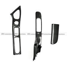 For Mazda RX7 FD3S Carbon Fiber Interior Kits 3Pcs Inner Door Handle (RHD) Parts